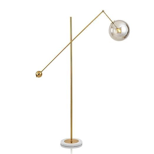 Lamparas de pie modernas lampara pie salon Posmoderna del ...