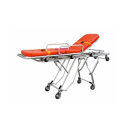 MSEC Stretcher, Ambulance Stretcher w/ Reverse Trendelenburg