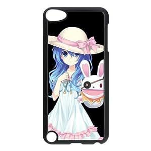 Date A Live iPod TouchCase Black TPU Phone Case SV_228305