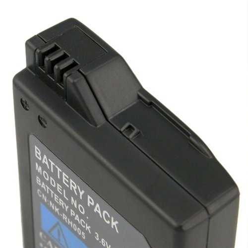 Importer520 Replacement 1800mAh Battery for Sony PSP PSP-110 PSP110 PSP-1000 FAT Game Player