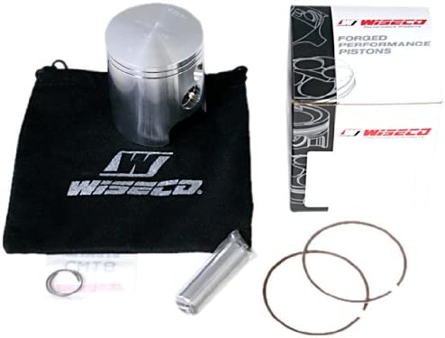 Wiseco PK1198 66.40 mm 2-Stroke Motorcycle Piston Kit with Top-End Gasket Kit