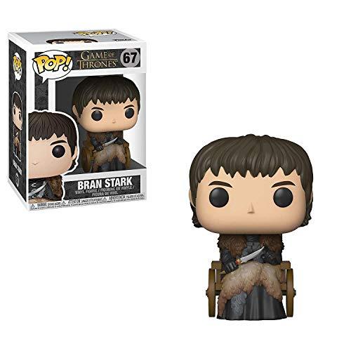 Funko Pop Television: Game of Thrones – Bran Stark Collectible Figure, Multicolor
