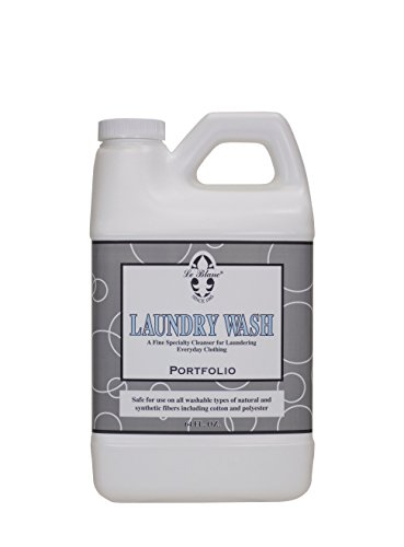 Le Blanc® Portfolio Laundry Wash - 64 FL. OZ, One Pack - Fine Linen Wash