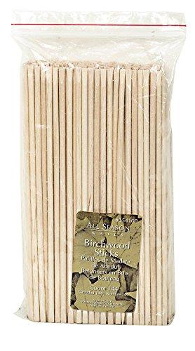 - ASP Ultra Birchwood Manicure Sticks 7 Inch