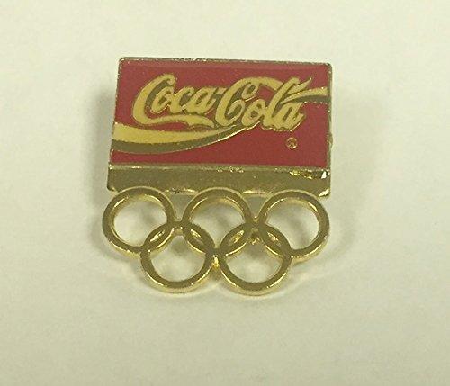 Coca Cola Olympic Pin ()