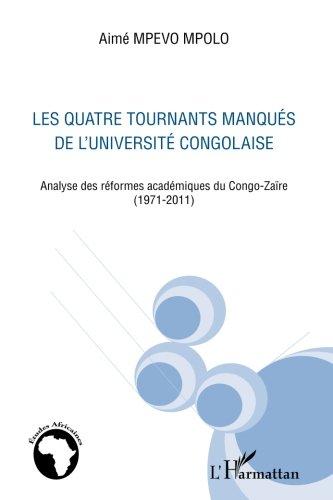 Quatre Du Congo [Pdf/ePub] eBook