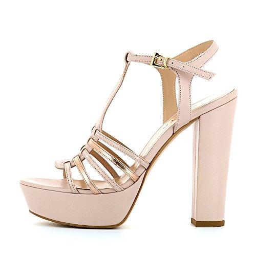 Evita Shoes Stefania - Sandalias de vestir de Piel para mujer altrosa