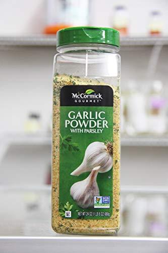 McCormick Garlic Powder Coarse Grind with Parsley, 24 oz (680 g)