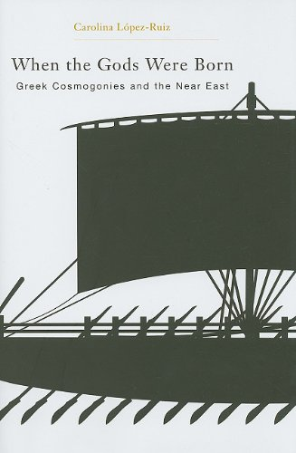 When the Gods Were Born: Greek Cosmogonies and the Near East