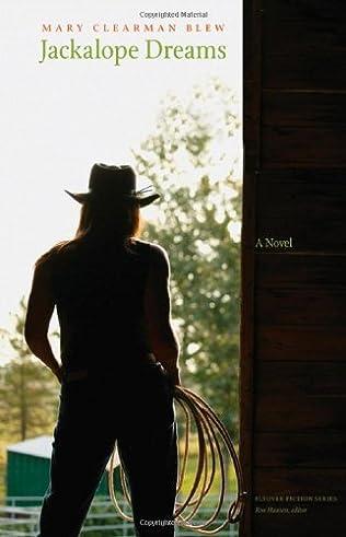 book cover of Jackalope Dreams