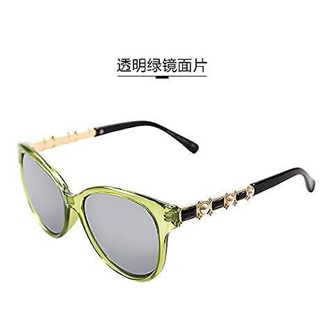Occhiali da sole verdi San Valentino per donna kHLUWlq9nz