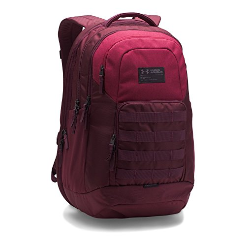 Under Armour Guardian Backpack,Black Currant (923)/Raisin Red, One Size