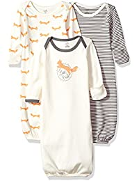 Baby Organic Cotton Gown,