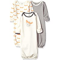 Touched by Nature Baby Organic Cotton Gown,