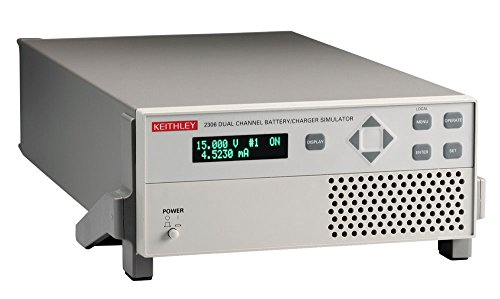 Keithley 2306 Pj Dual Channel Battery Charger Simulator  500Ma Range