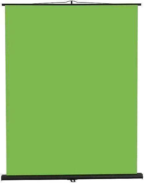 Huamei - Telón de Fondo para Pantalla (1,5 x 1,9 m), Color Verde: Amazon.es: Electrónica