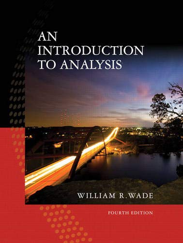 An Introduction to Analysis (4th Edition) for sale  Delivered anywhere in USA
