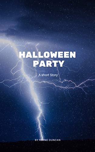 Halloween Party: A dark short story ()