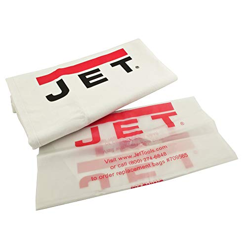 Jet 708636MF 5-Micron Filter & Collection Bag Kit for some D