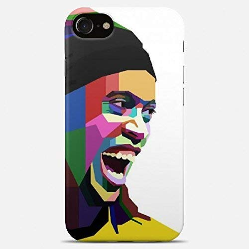 Inspired by Ronaldinho phone case Ronaldinho iPhone case 7 plus X 8 6 6s 5 5s se Ronaldinho Samsung galaxy case s9 s9 Plus note 8 s8 s7 edge s6 s5 s4 note gift art cover football poster