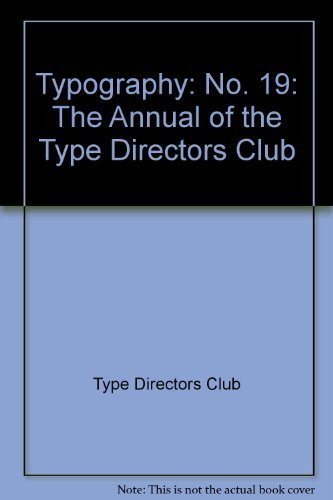 Typography: The Annual of the Ty...