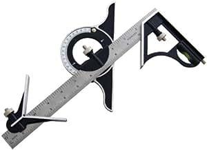 Am-Tech - Escuadra de ángulo  (30,5 cm)