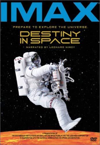 Destiny in Space (IMAX) Roberta L. Bondar Eric Dejong Ronald J. Grabe Ben Burtt