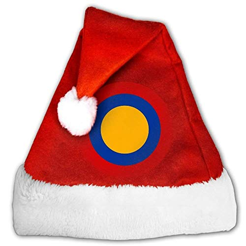 ginarew Roundel of Armenia Christmas Santa Hats Holiy Decorations Hats Nice Christmas Tree Hat
