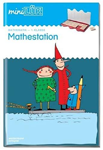 MiniLÜK   Mathematik  MiniLÜK  Mathe Station 1. Klasse