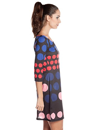 MISSING JHONNY, KALOFER - Vestido para mujer Multicolor