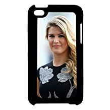 Printing Eugenie Bouchard For Touch 4 Apple Abstract Back Phone Covers For Girl Choose Design 2