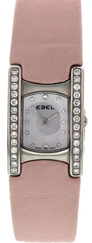 Ebel Beluga swiss-quartz mother-of-pearl womens Watch 42555079 (Certified Pre-owned)