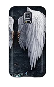 New Style Tpu S5 Protective Case Cover/ Galaxy Case - Aion
