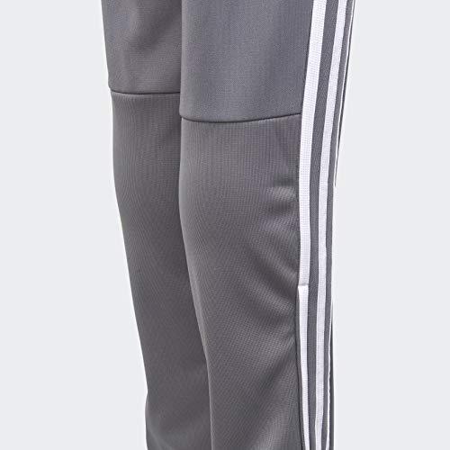 adidas Kids Youth Tiro19, Grey/White, Medium
