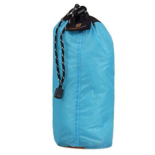 HSL ultra light wasserdichte Tasche aus lagerung Tasche fur reisen, kajak, kanu, blaue, s