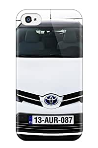 ZippyDoritEduard Fashion Protective Toyota Auris 16 Case Cover For Iphone 4/4s