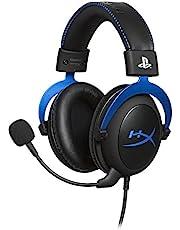 Headset Gaming HyperX Cloud - Oficialmente licensiado para PS4