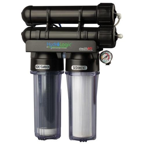 Image of Pet Supplies Hydro-logic Stealth RO 300 w/ Upgraded KDF Carbon Filter