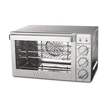 Waring Co1000 Convection Oven .9 Cu Ft