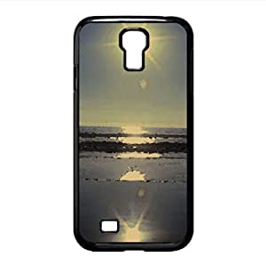 Mirror Beach Watercolor style Cover Samsung Galaxy S4 I9500 Case (Beach Watercolor style Cover Samsung Galaxy S4 I9500 Case)