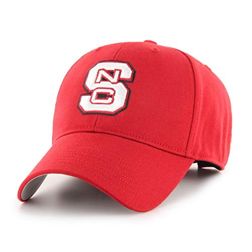 - NCAA North Carolina State Wolfpack NCAA OTS All-Star Adjustable Hat, Team Color, One Size
