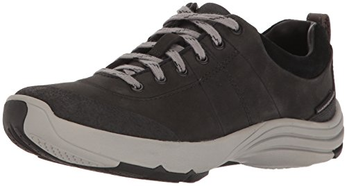 Andes Women's Clarks Shoes Walking nubuck Black Wave REqqZ4