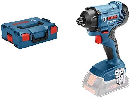 Bosch Professional GDR 18V-160 Atornillador de impacto, 160 Nm, sin batería, en L-BOXX, 36 W, 18 V: Amazon.es: Bricolaje y herramientas
