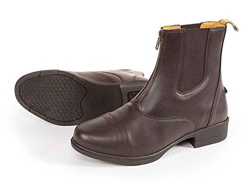 Moretta Shires marrón botas Clio Paddock 1qq8P0w