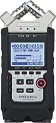 Zoom H4N PRO Digital Multitrack Recorder...