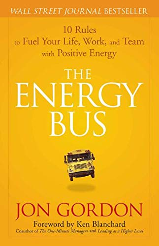 energy bus jon gordon - 6