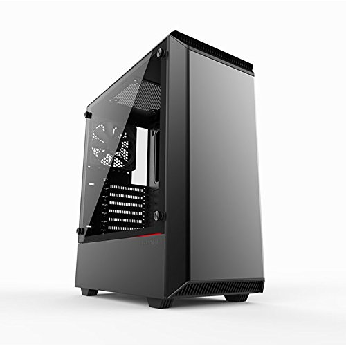 Phanteks Eclipse Steel ATX Mid Tower Case