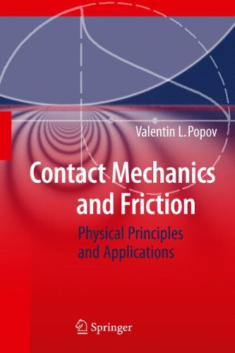Contact Mechanics and Friction: Physical Principles and Applications