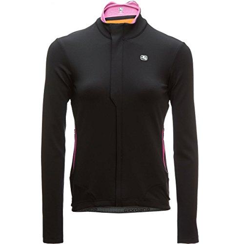 Giordana 2017/18 Women's Sosta Cycling Jacket - GICW16-WJCK-SOST (Black - (Giordana Cycling Jacket)