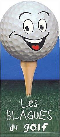Livre Les blagues du golf pdf